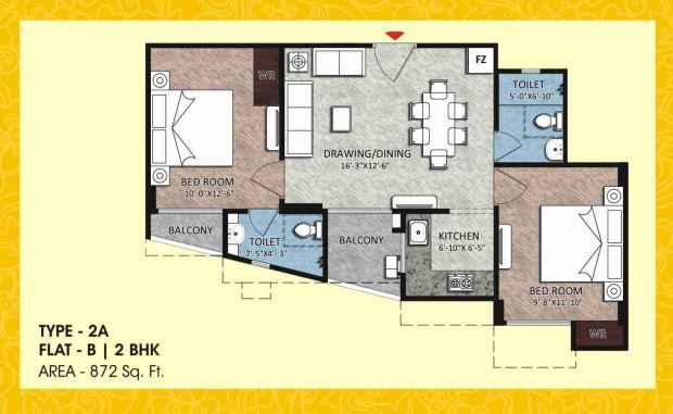 Rudra Royal Varanasi, Chandpur | Price List, Brochure, Floor Plan