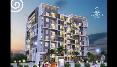 Rudraksha Realties and Ganpati Builders Ganpati Tower Avani Vihar, Raipur