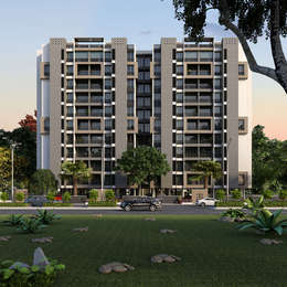 Rushabhdev Infra Projects Builders Rushabhdev Sharan Sapphire Motera, Gandhinagar & Sabarmati