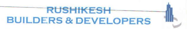 Rushikesh Builders