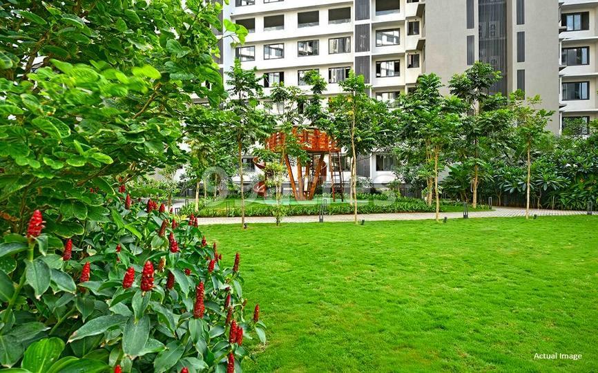 Rustomjee Elements Landscape Garden