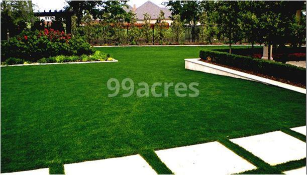 Rutu City Richmond Landscape Garden