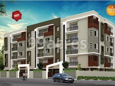 S2 Constructions S2 Carnation Hennur, Bangalore North