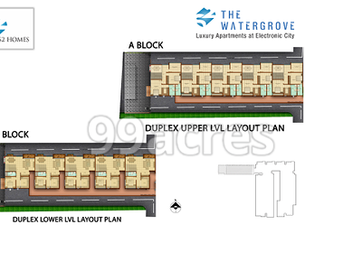 S2 Homes S2 The Watergrove Duplex Electronic City, Bangalore South