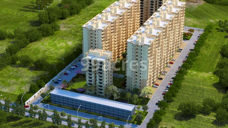 S3 Green Avenue Aerial View