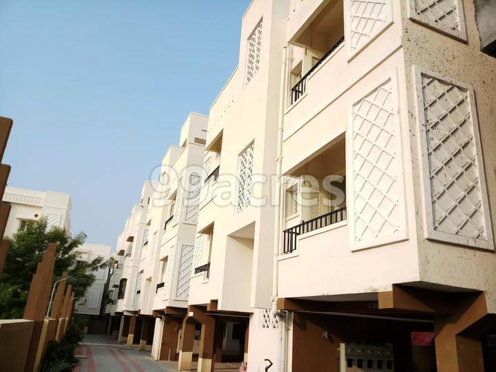 Saagar Sankalp Apartments Elevation
