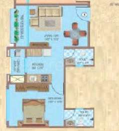 1 BHK Apartment in Sabari Samriddhi