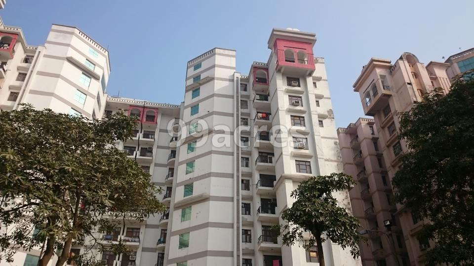 Saffron Kanishka Towers in Ashoka Enclave Part-I, Faridabad
