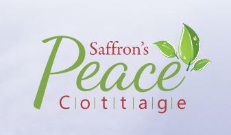 LOGO - Saffron's Peace Cottage