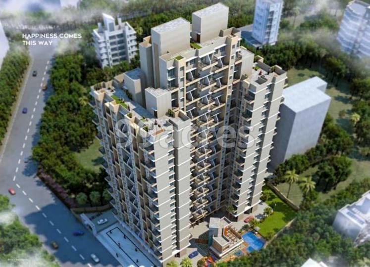 Sai Balaji Estate Aerial View