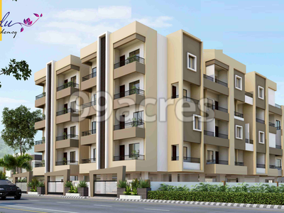 Saket Developers Saket Indu Residency Borgaon, Nagpur
