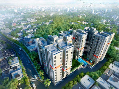 Salarpuria Sattva Group Builders Amarana Residences Tangra, Kolkata East