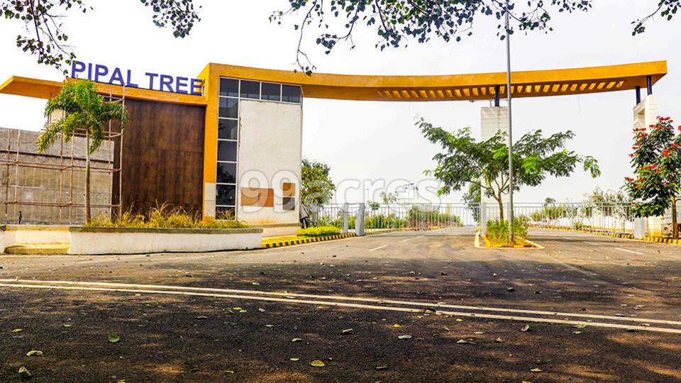 Salarpuria Sattva Pipal Tree Entrance