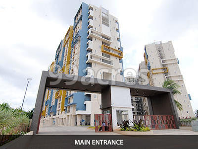 Salarpuria Sattva Group Builders Salarpuria Sattva East Crest Old Madras Road, Bangalore East