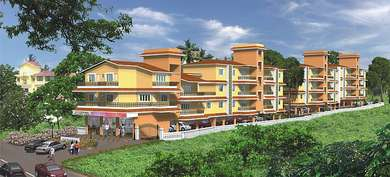 Saldanha Developers Saldanha Kieran Apartments Mapusa, North Goa