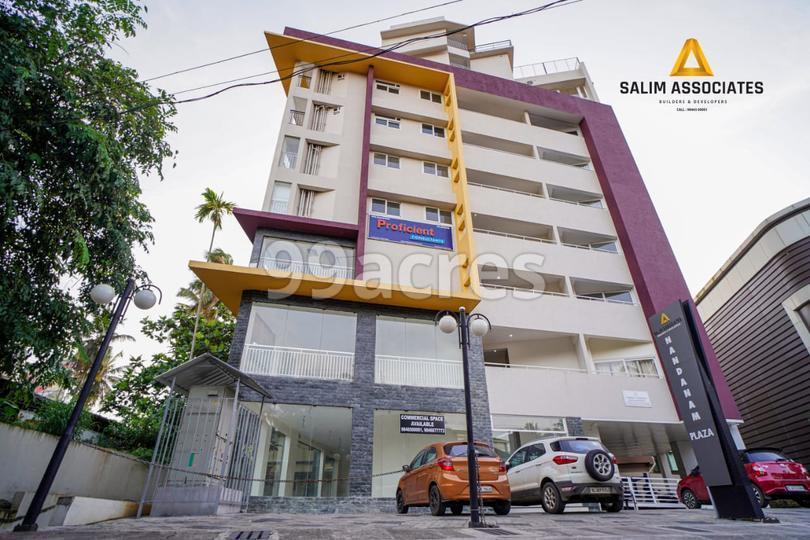 Nandanam Plaza Apartments Elevation