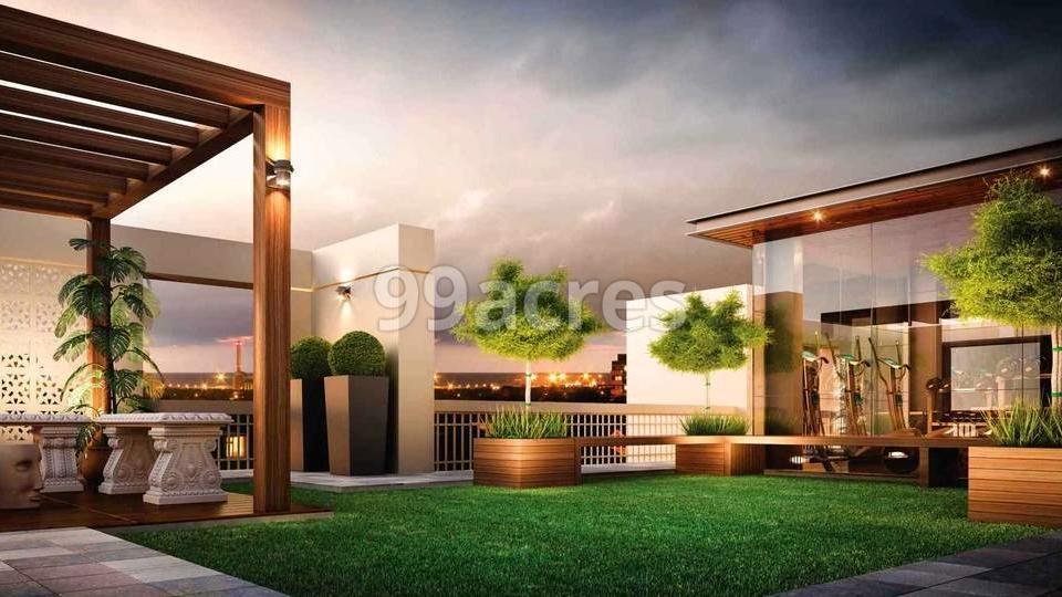 Samanvay Status Terrace Garden