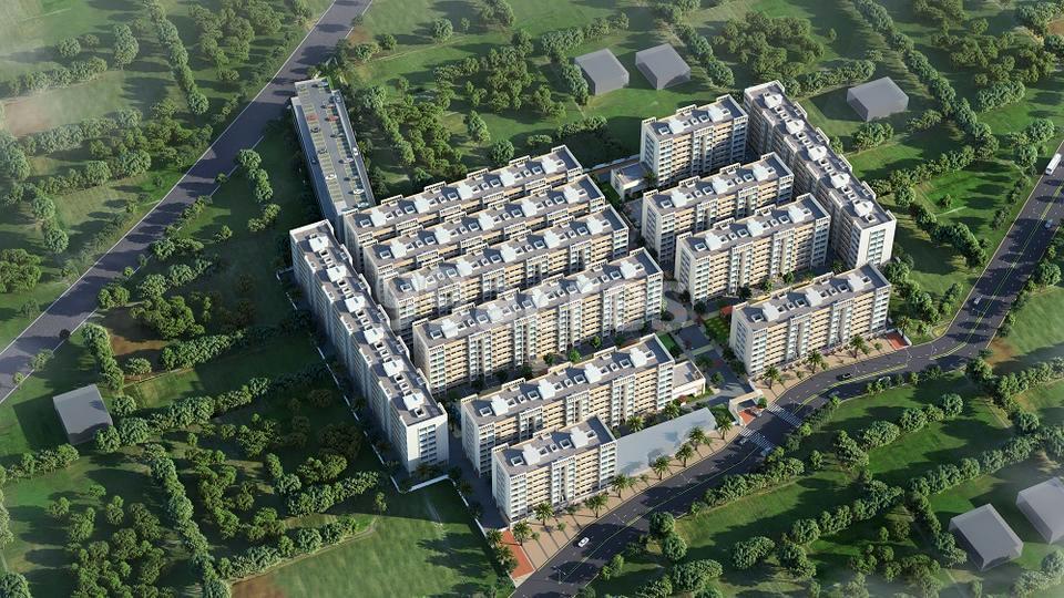 Samraat Apna Ghar Aerial View