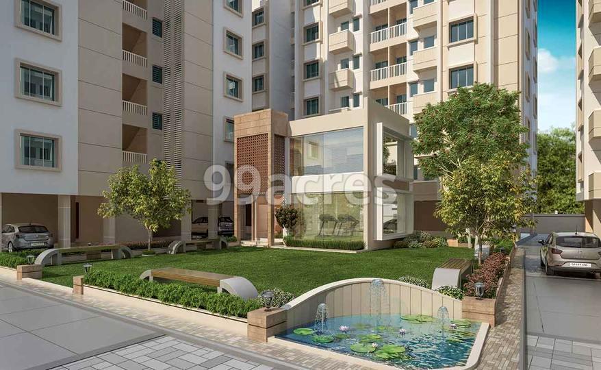 Samruddhi Residency Club House