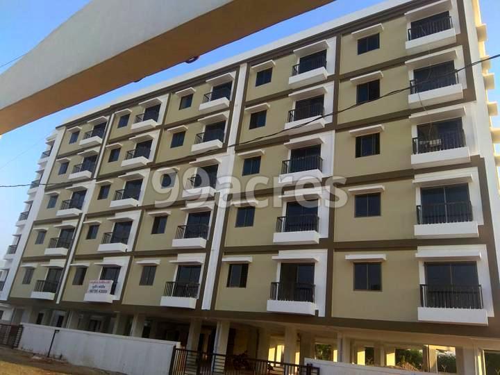 Samruddhi Residency Elevation