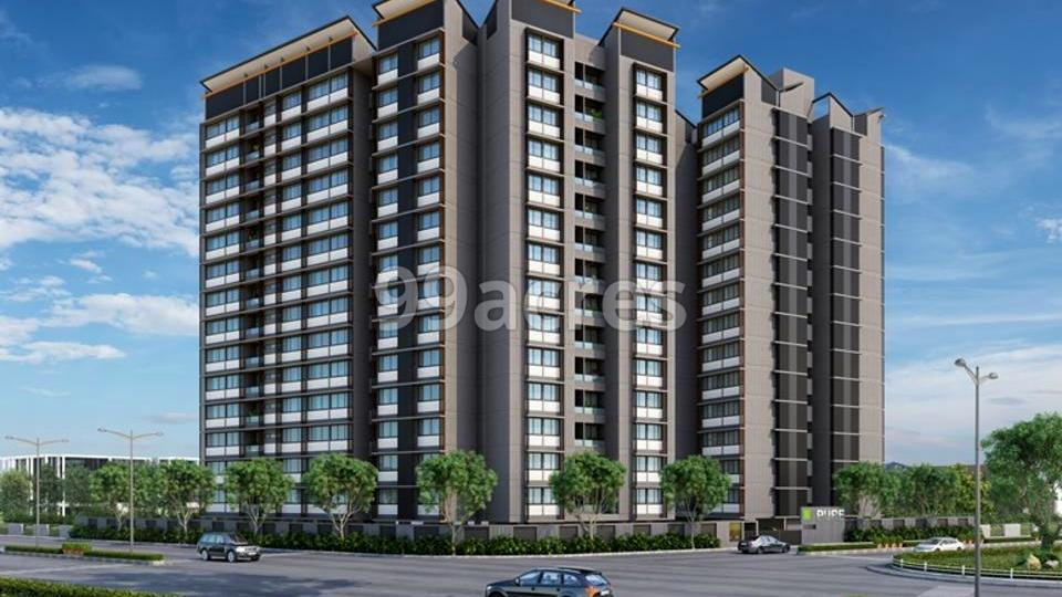 Studio Apartment Ahmedabad Tcs sangath ipl pure chandkheda gandhinagar & sabarmati - 99acres