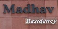 LOGO - Sangini Madhav Residency