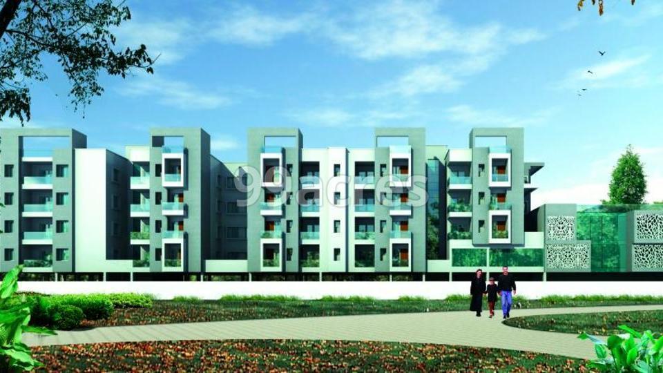Sankar Homestead Artistic Elevation