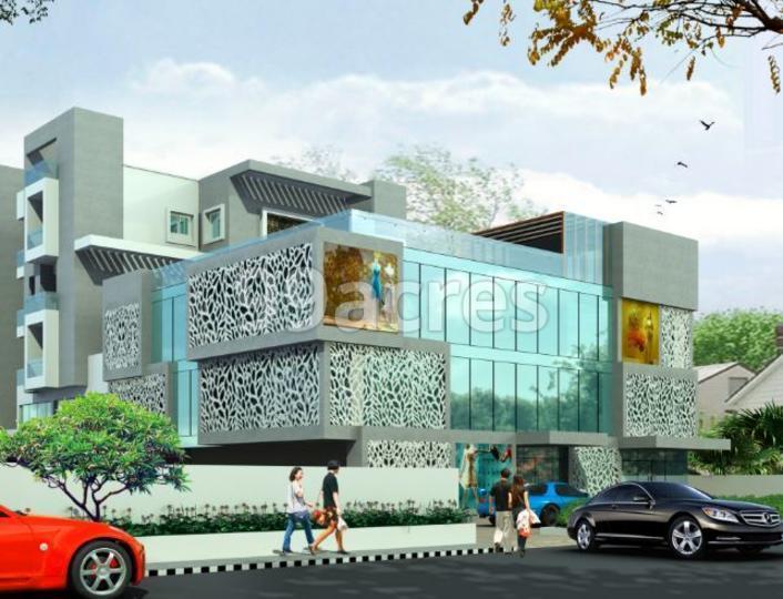Sankar Homestead Artistic Commercial Block