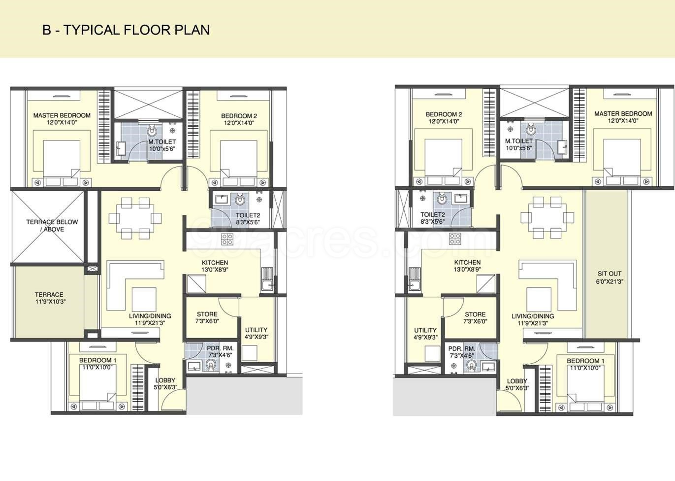 House Plan In 3 Cent Plot