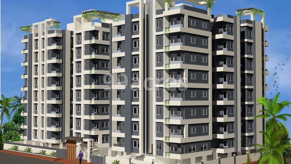Shree Ganesh Residency Elevation