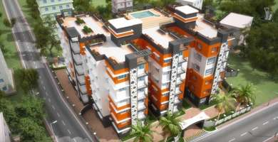 Sapnil Developers Sapnil Residency Asansol Ushagram, Asansol