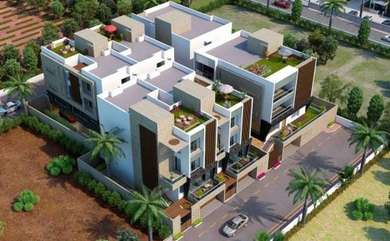 Saptansh Developers Saptansh Bungalow Piplod, Surat
