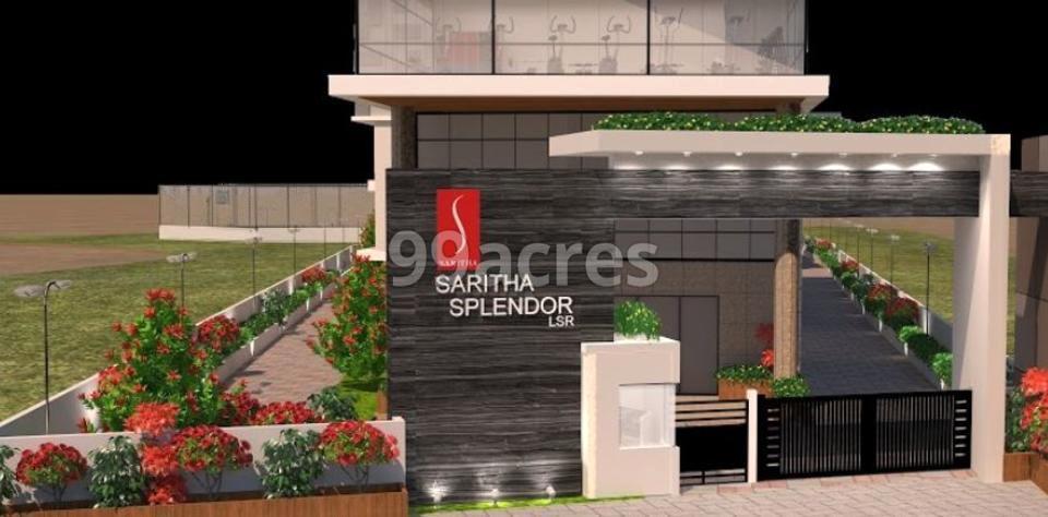 Saritha Splendor LSR Entrance