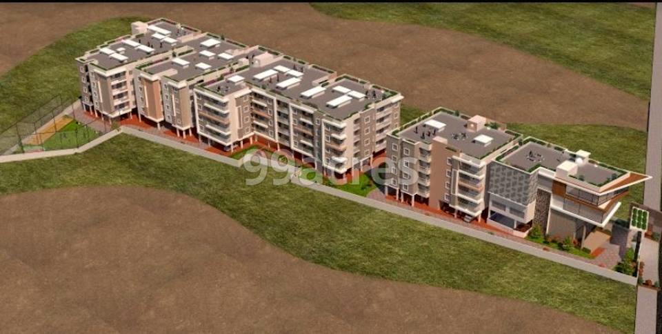 Saritha Splendor LSR Aerial View