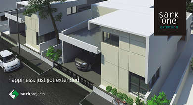 Sark Projects Builders Sark One Extension Mokila, Hyderabad