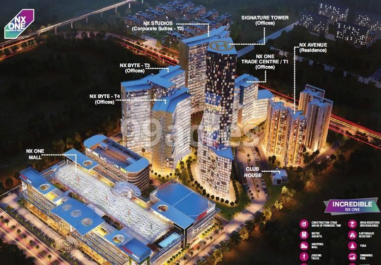DAH Greentech NX Byte Aerial View