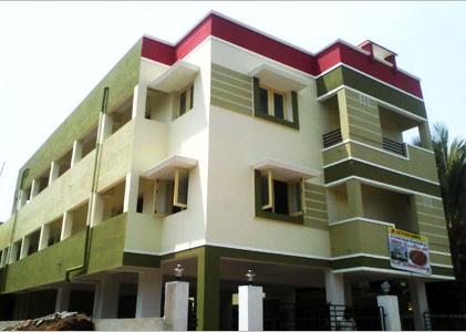 Sathyam Homes Elevation