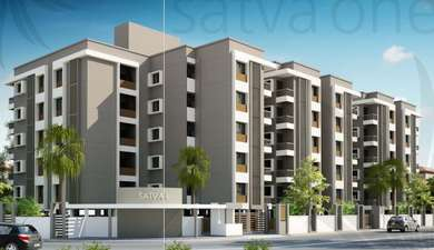 Satva Galaxy Group and Shubham Developers Satva 1 Naroda, Ahmedabad City & East