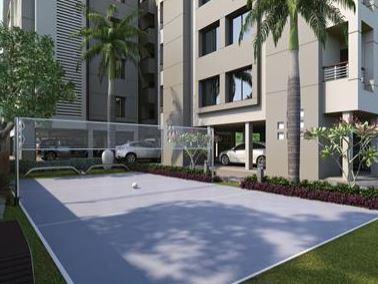 Satva Aroma Tennis Court