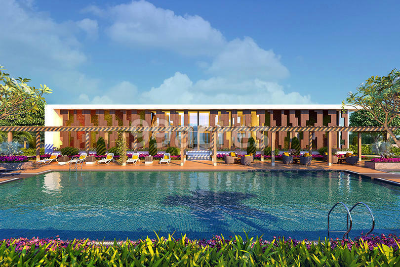 Satyam Imperial Heights Swimming Pool