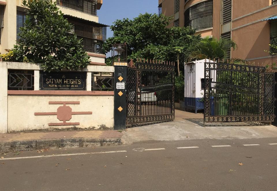 Satyam Heights Mumbai Entrance