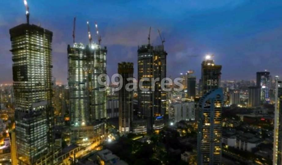 Sugee Marina Bay Aerial View