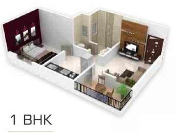 1 BHK Apartment in Savali Heights