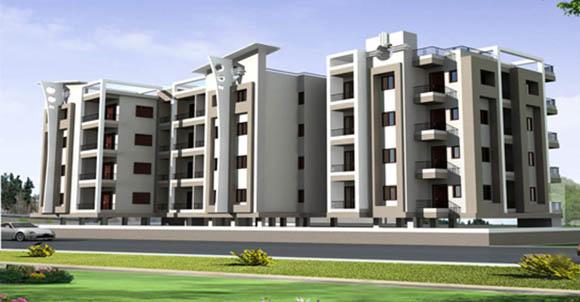 S B Patel Eshanya Habitat Image
