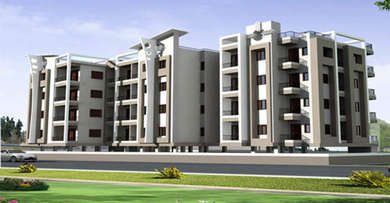 S B Patel Infrastructure S B Patel Eshanya Habitat Gotri, Vadodara