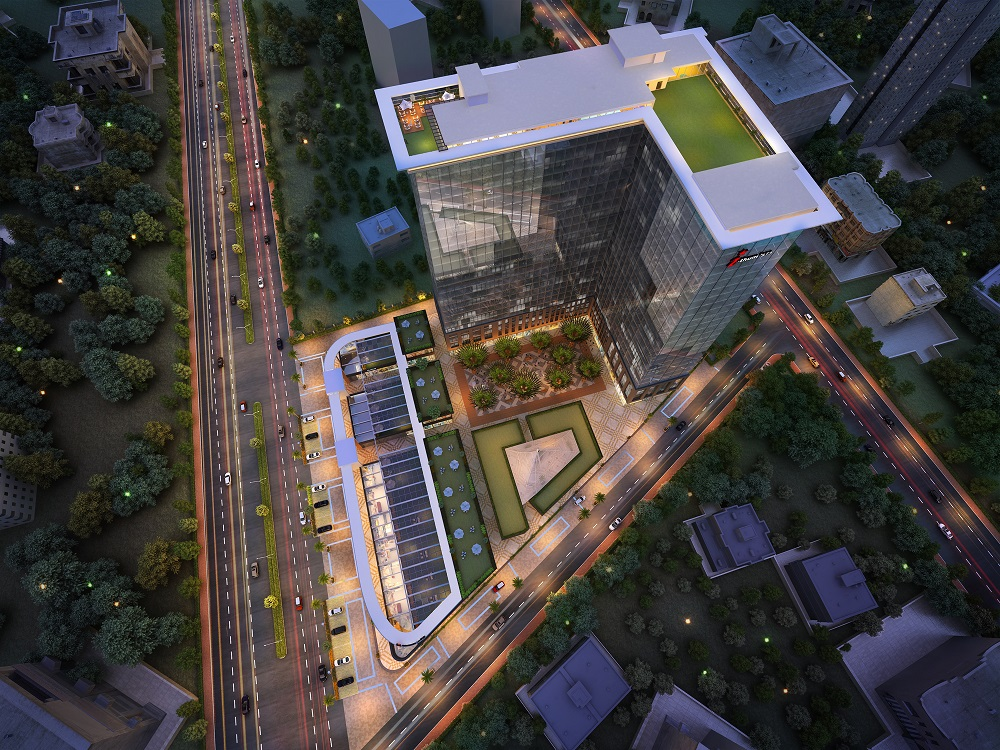 SBTL iThums 73 Aerial View