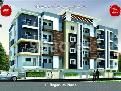 Secure Structures Secure Silver Springs 8th Phase JP Nagar, Bangalore South