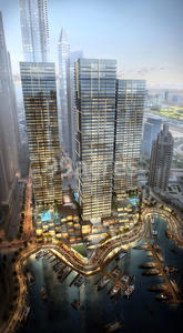 Select Group The Residences at Marina Gate Dubai Marina