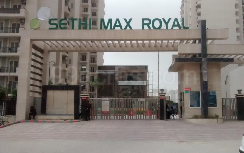 Sethi Max Royal Entrance