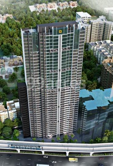 Sethia Imperial Avenue Aerial View